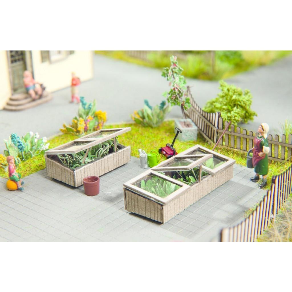 Chassis De Jardin (2Pièces) - Planet Passions avec Chassis De Jardin