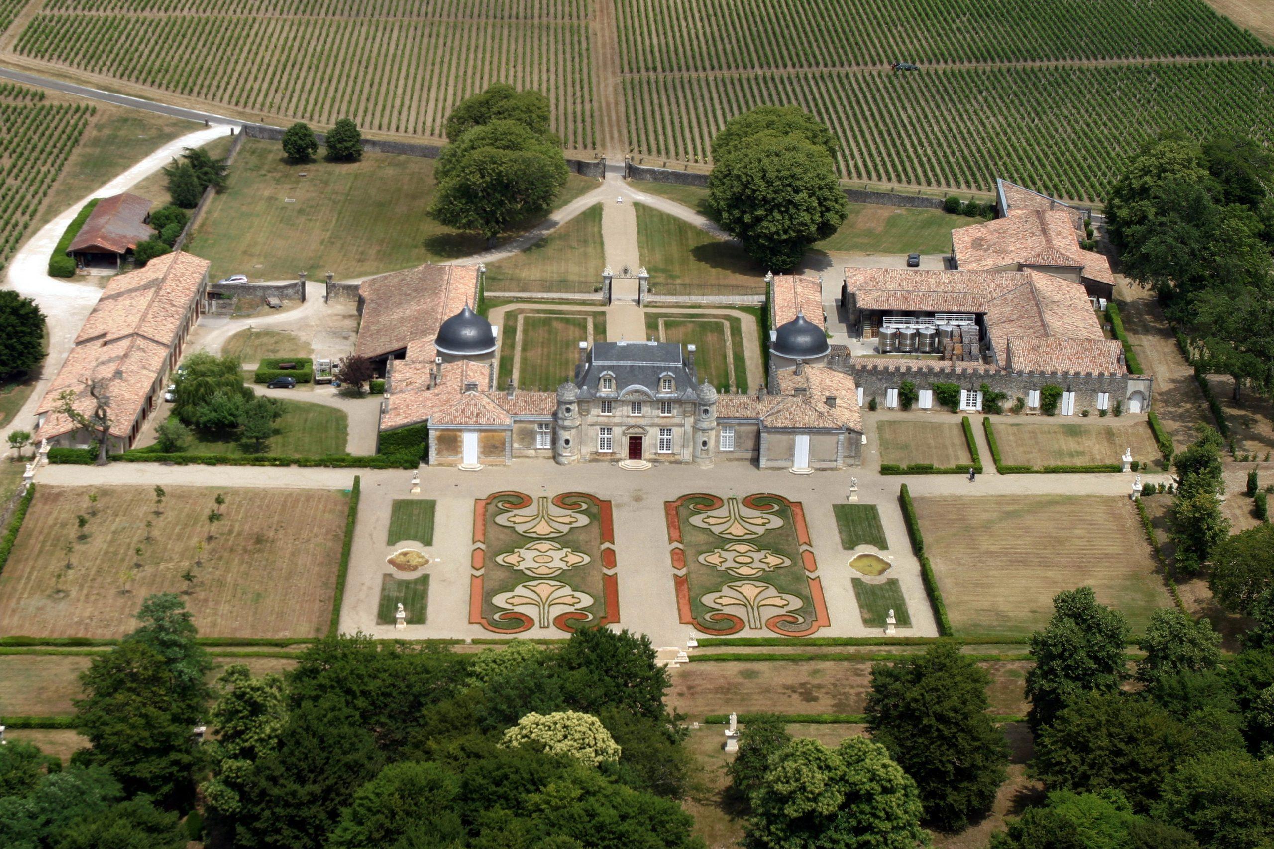 Château De Malle destiné Malle Jardin