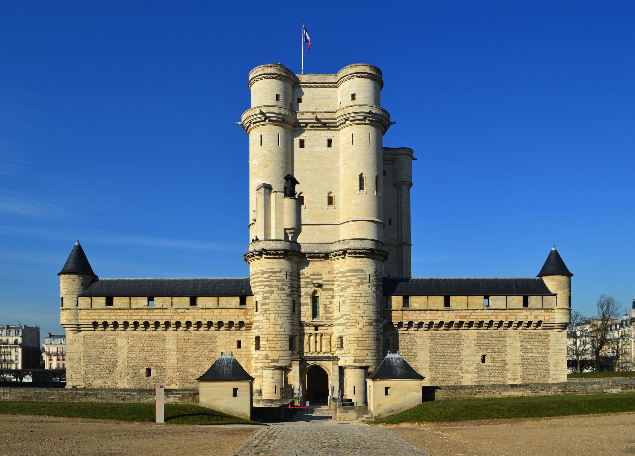 Château De Vincennes - Wikipedia tout Hotel Des Jardins Vincennes