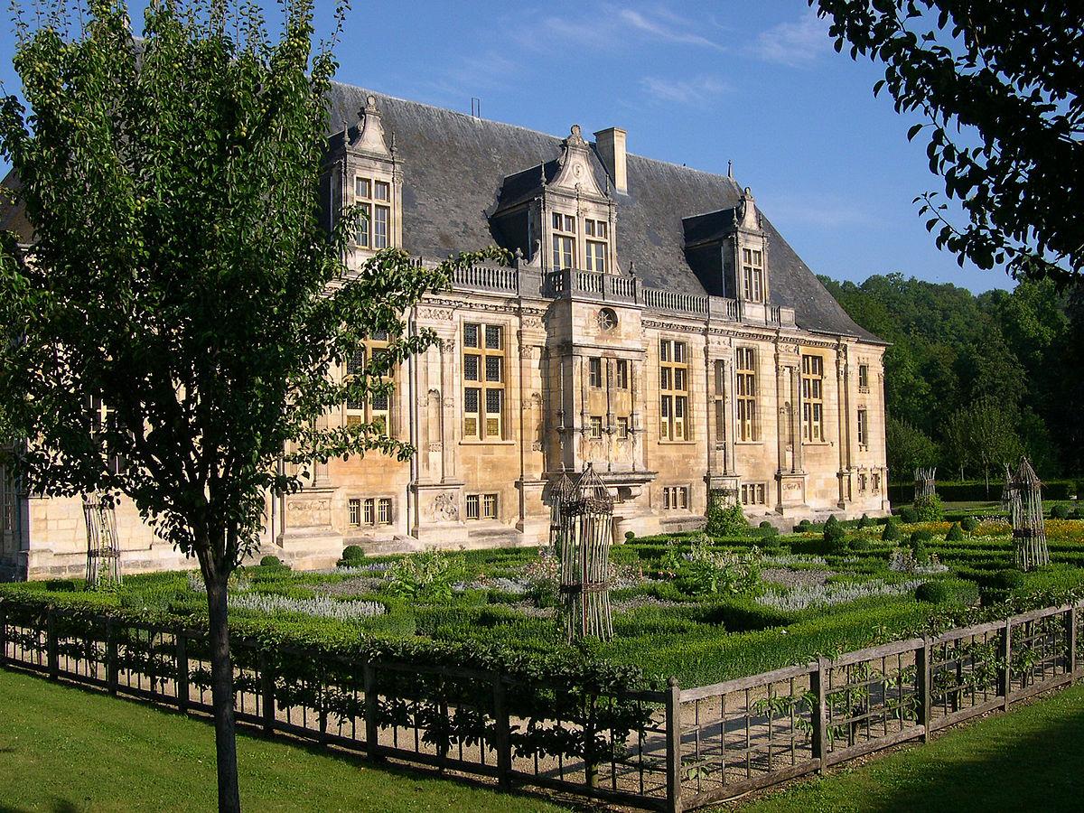 Château Du Grand Jardin - Wikipedia destiné Salin De Jardin