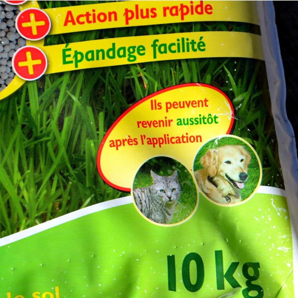 Chaux Améliorée Pour Le Jardin Avec Kit Test Ph Du Sol. Sac ... à Testeur Ph Terre Jardin