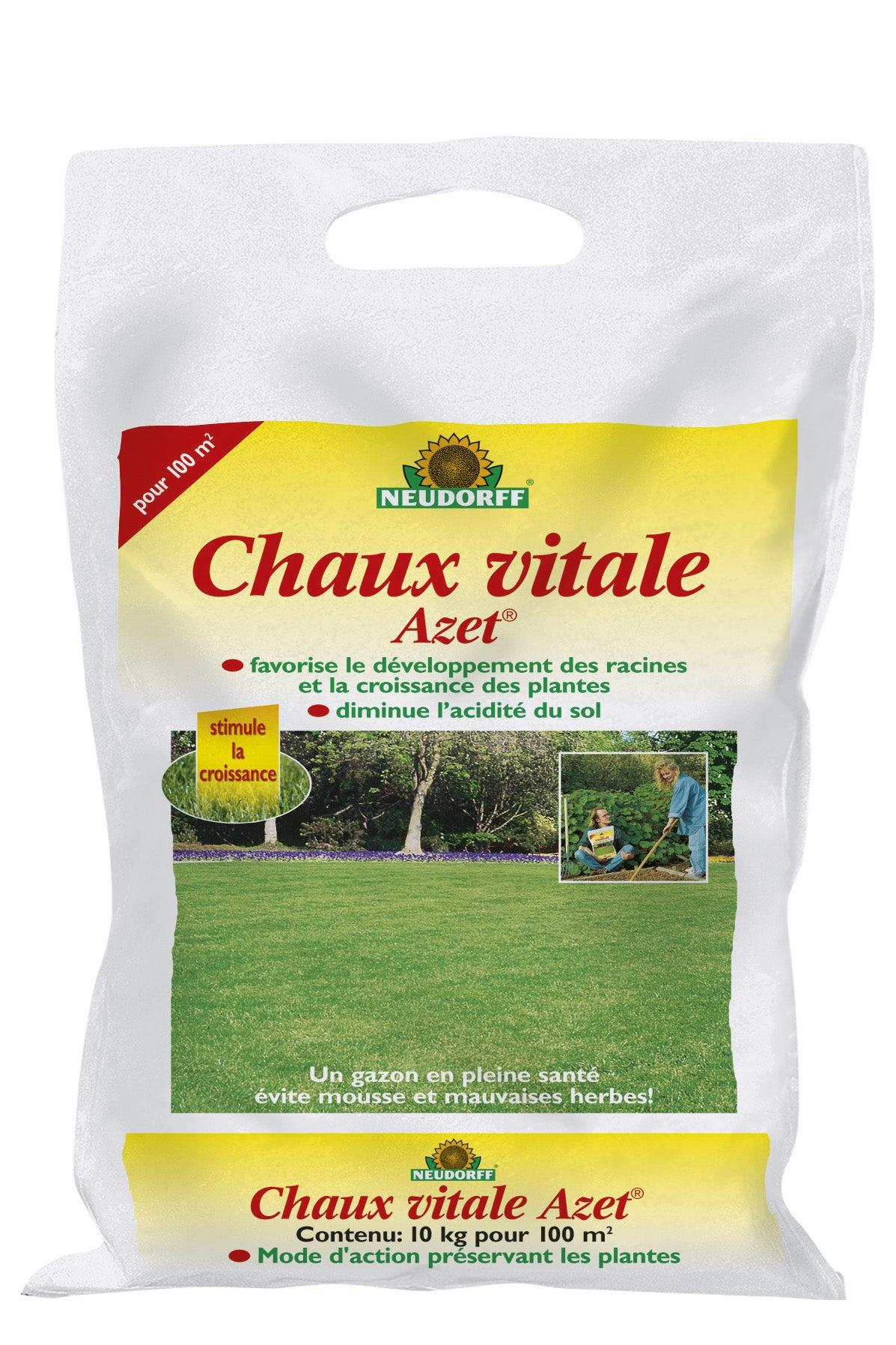 Chaux Azet Neudorff 10Kg, 100 M² intérieur Chaux Vive Au Jardin