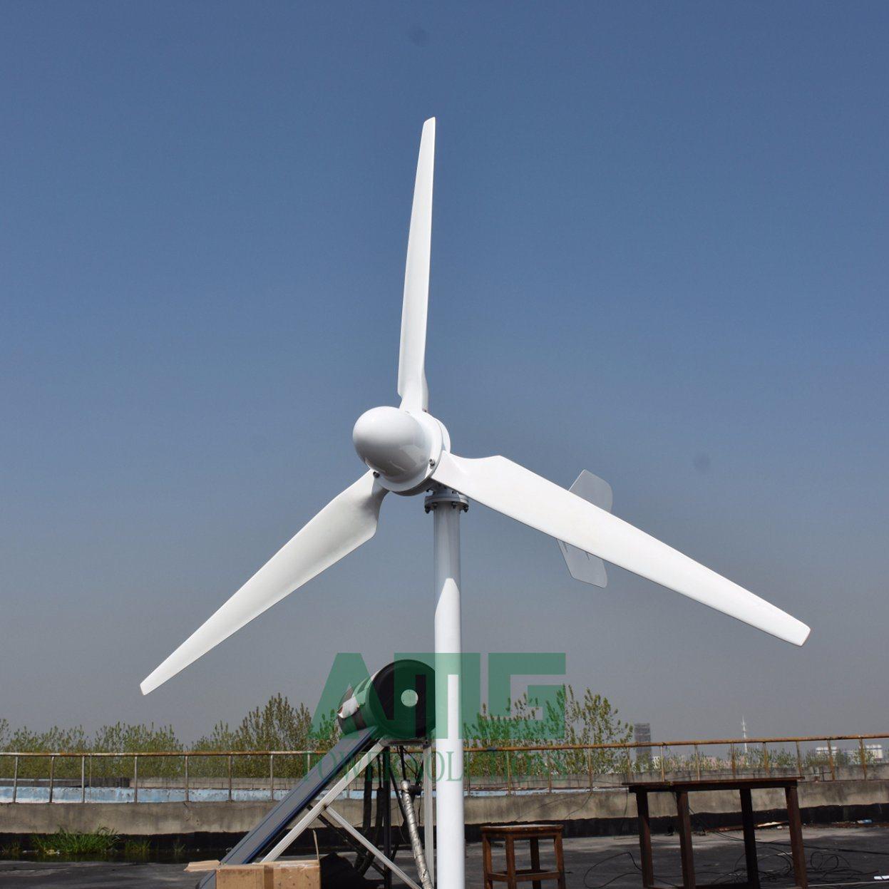 Chine 2000Watt Petite Éolienne Horizontale Pour La Maison ... dedans Petite Éolienne De Jardin