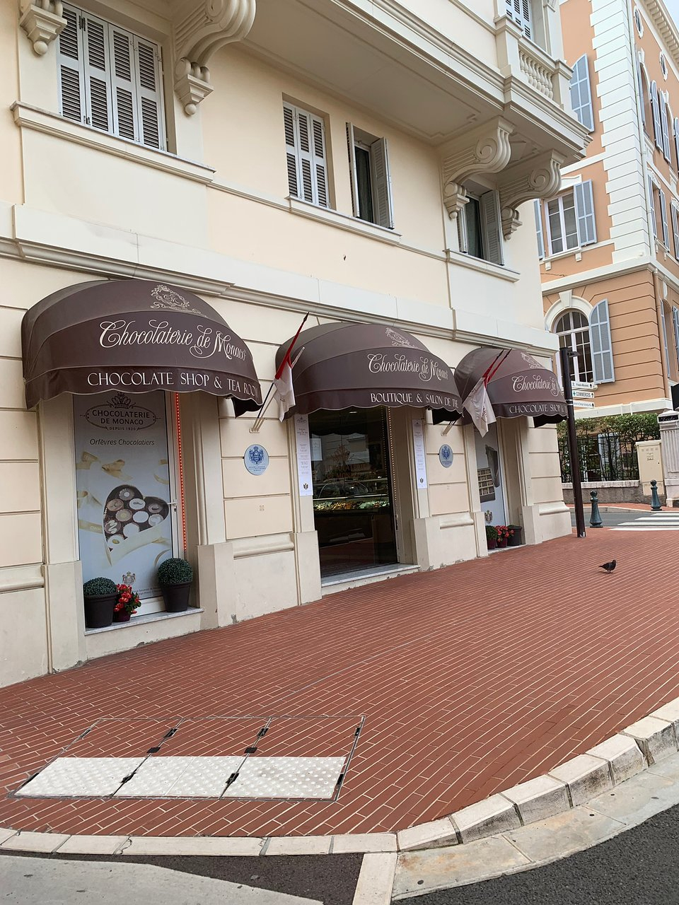 Chocolaterie De Monaco (Monaco-Ville) - 2020 All You Need To ... à Salon De Jardin Monaco