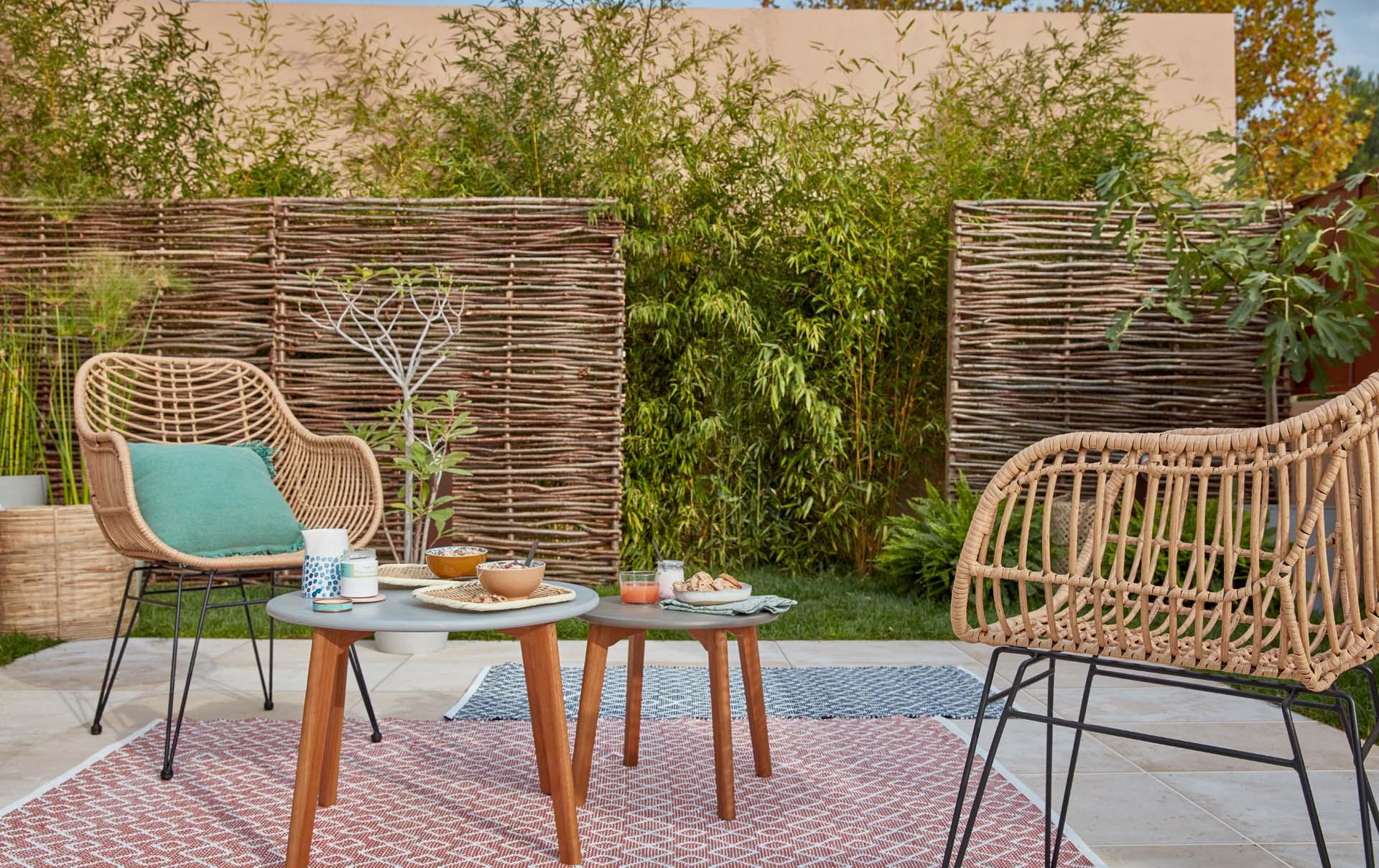 Choisir Et Installer Une Clôture Jardin Bois concernant Leroy Merlin Jardin Cloture