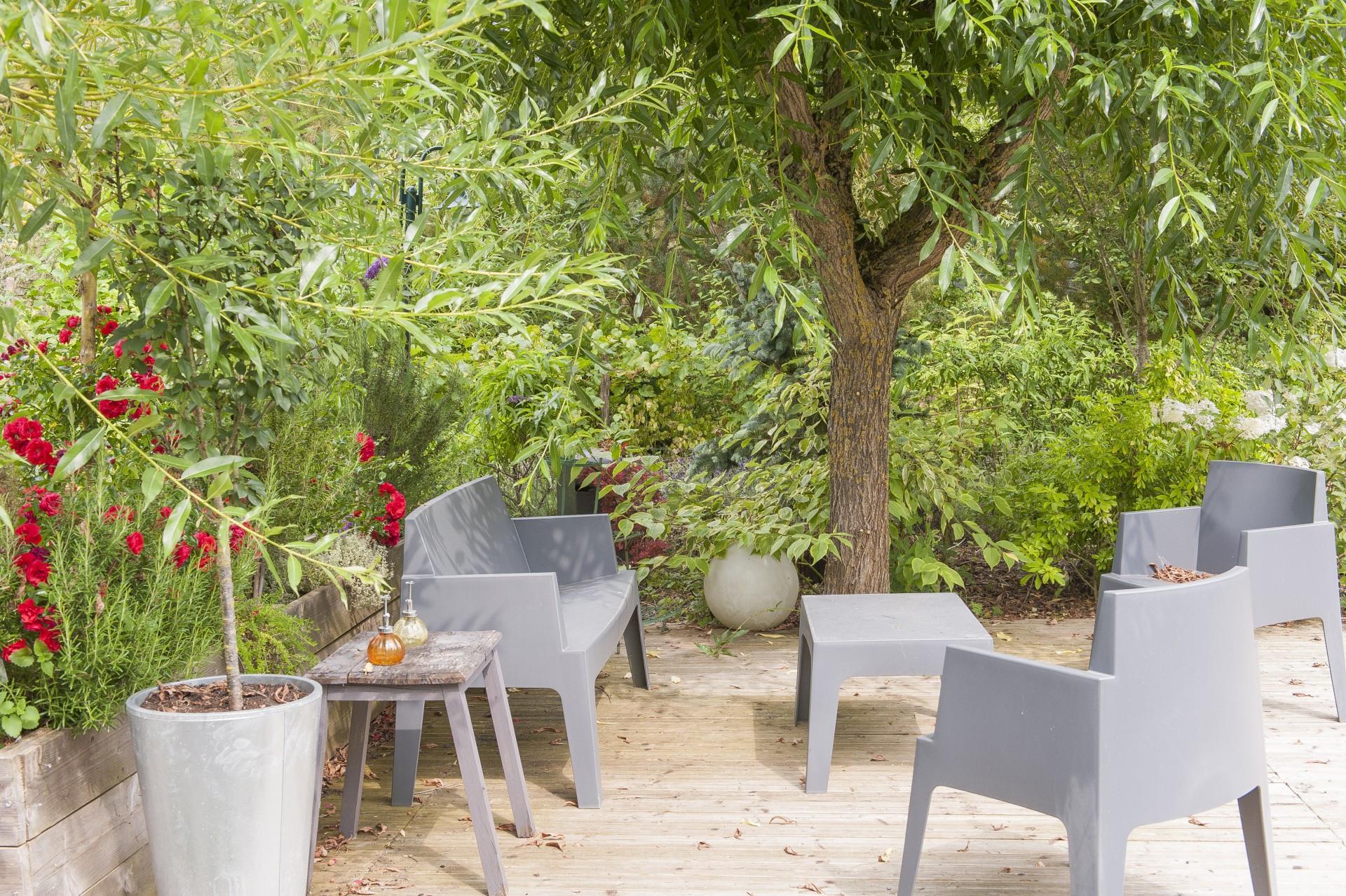 Choisir Les Bons Mobiliers De Jardin Pour Les Beaux Jours concernant Le Bon Coin Serre De Jardin