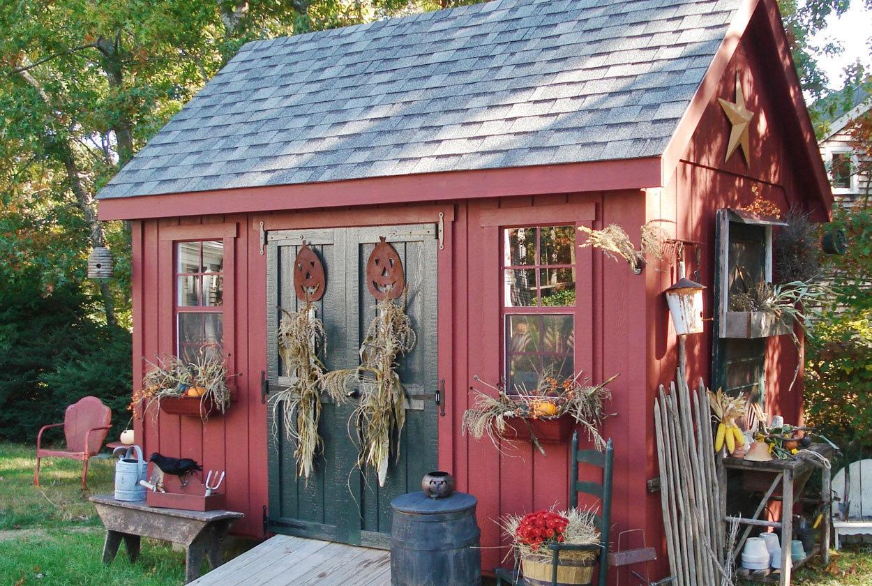 Choisir Un Abri De Jardin – Forumbrico tout Abri De Jardin En Beton Cellulaire