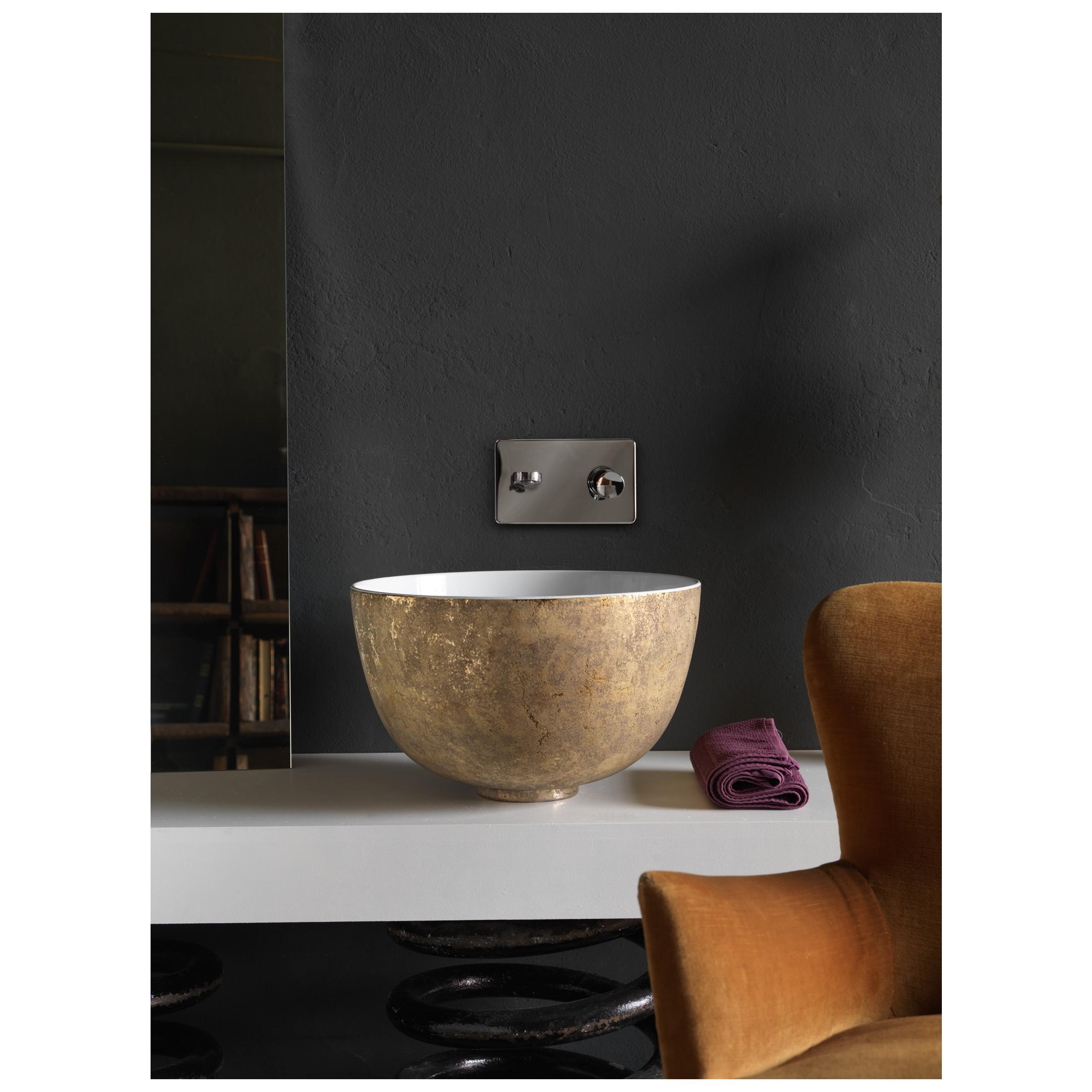 Ciotola - Washbasins destiné Robinet Jardin Design