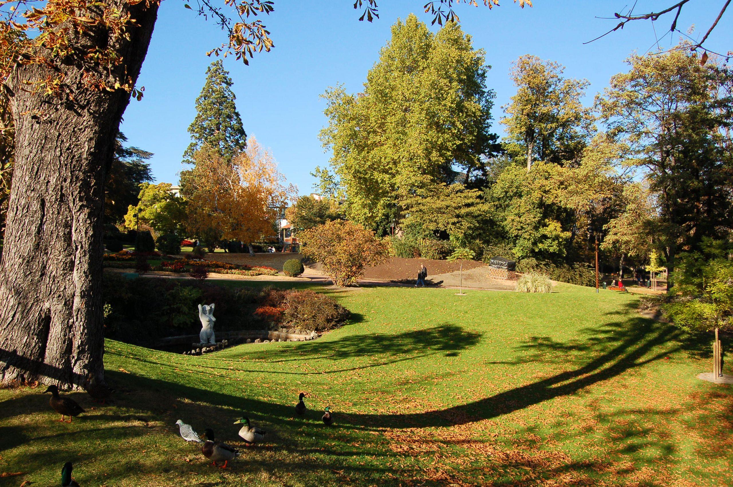 Clermont-Ferrand - Wikiwand serapportantà Delimitation Jardin