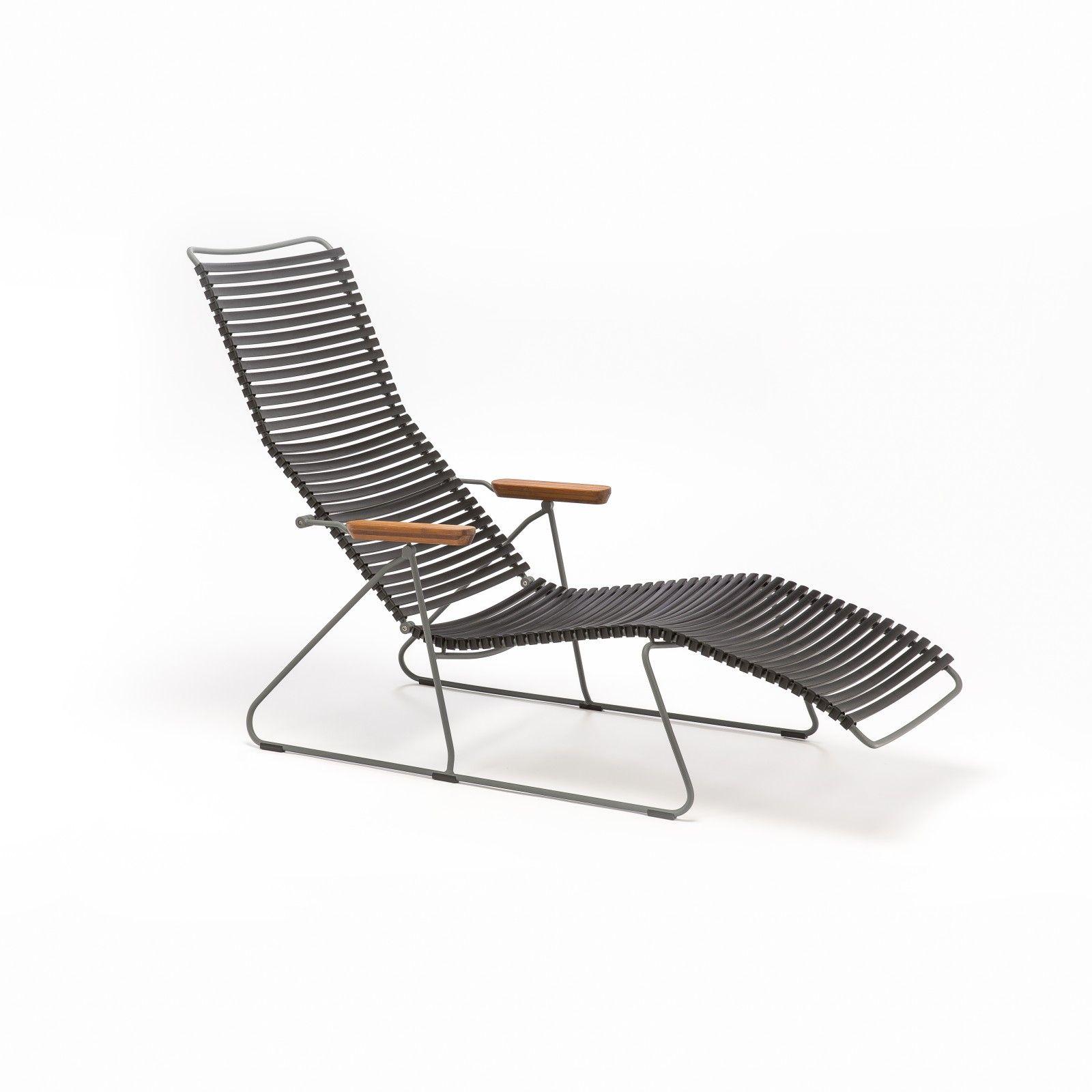 Click Sunlounger Black | Sun Lounger, Garden Chairs, Outdoor ... encequiconcerne Houe De Jardin