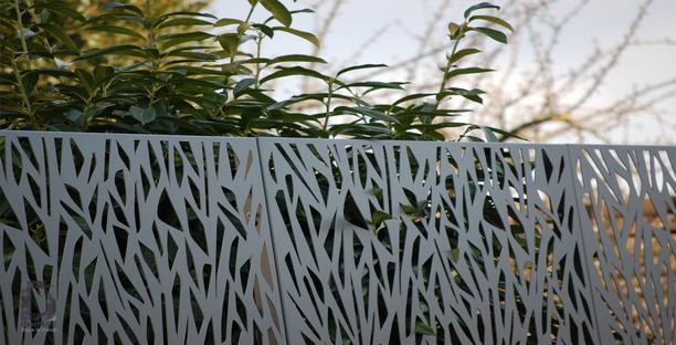 Cloture Aluminium - Cloture En Aluminium pour Pare Vue Jardin