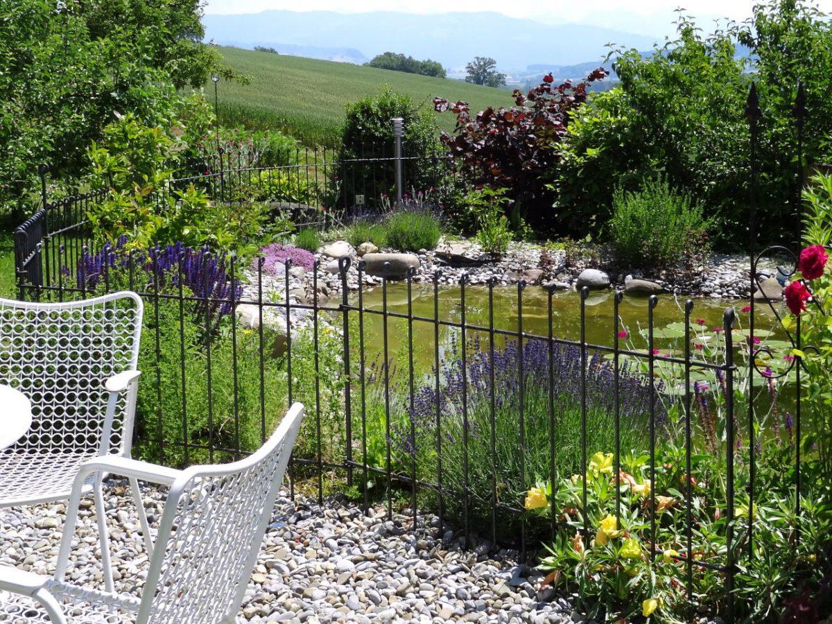 Clôture Pour Chiens Anneau - Melabel® Clôtures tout Petite Barriere Jardin