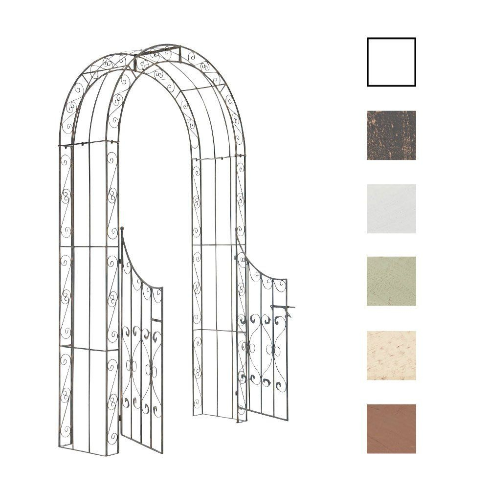 Clp Arche De Jardin Sina Avec Portillon, Exclusive, Arceau ... à Arceau Jardin