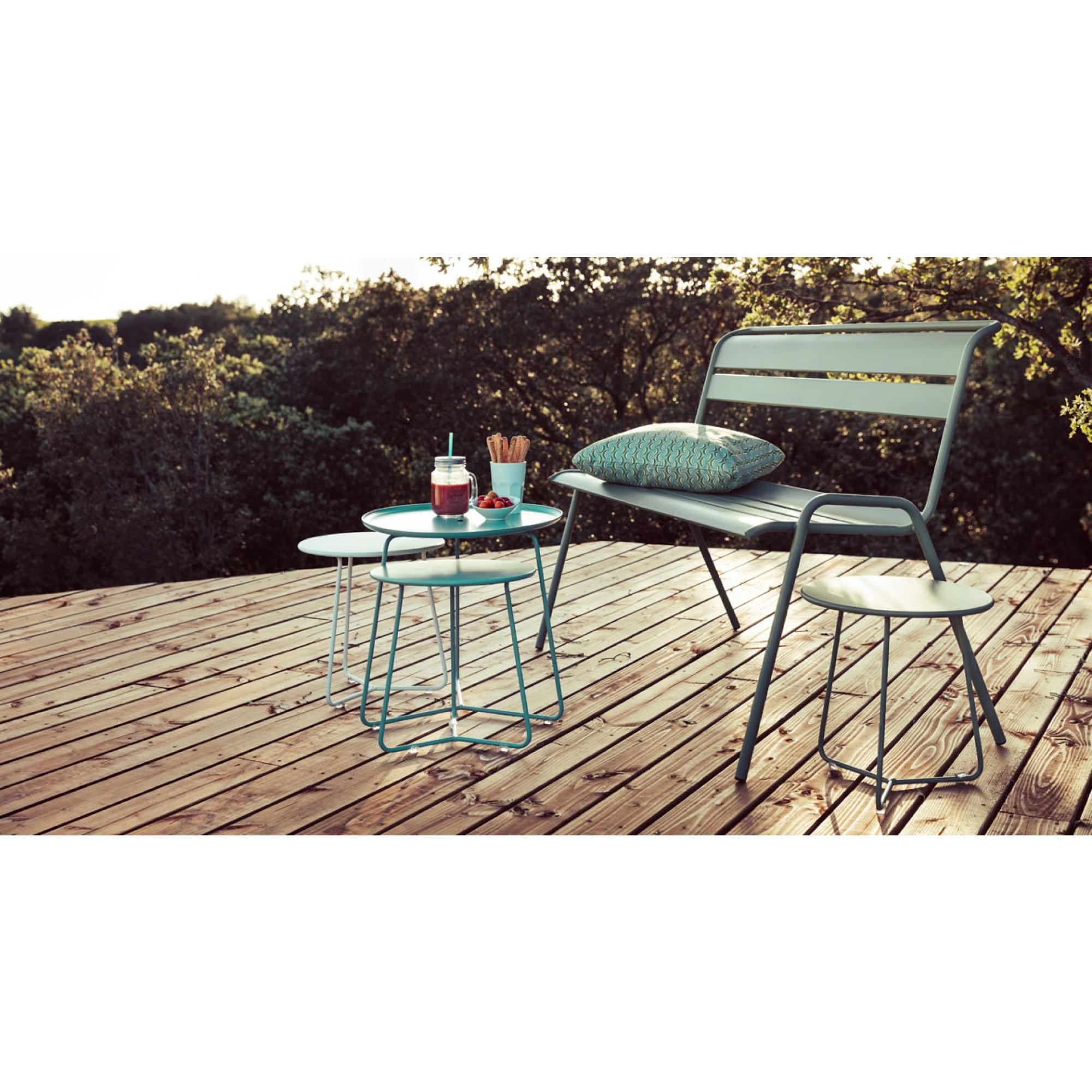 Cocotte Low Table | Coffee Tables | Accessories | Fermob ... intérieur C Discount Salon De Jardin