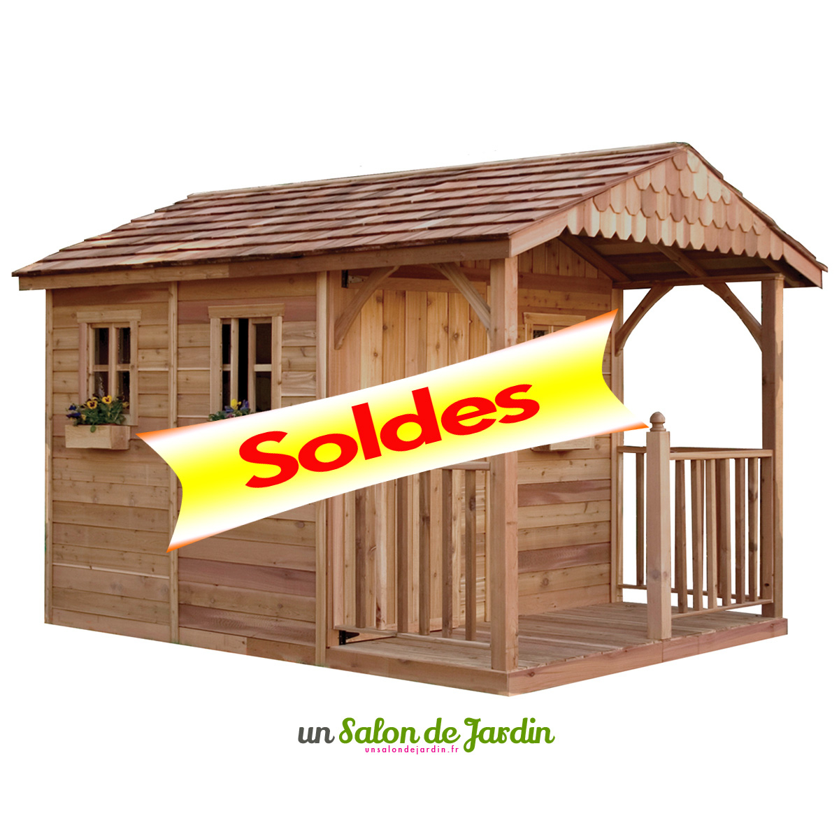 Code Promo 4Ce5C C1302 Chalet De Jardin Solde - Uscompiegne.fr concernant Abri De Jardin Metal Leclerc