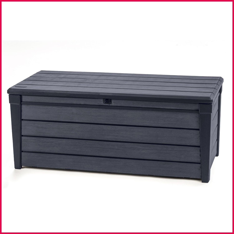 Coffre Banc De Rangement Meilleur Coffrecoffre Exterieur ... avec Coffre Jardin Ikea