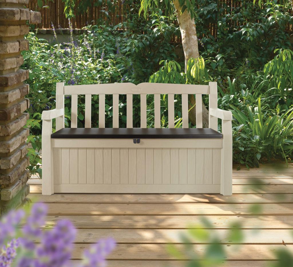 Coffre De Jardin / Comparatif Meilleur Coffre De Jardin ... destiné Coffre De Jardin Étanche