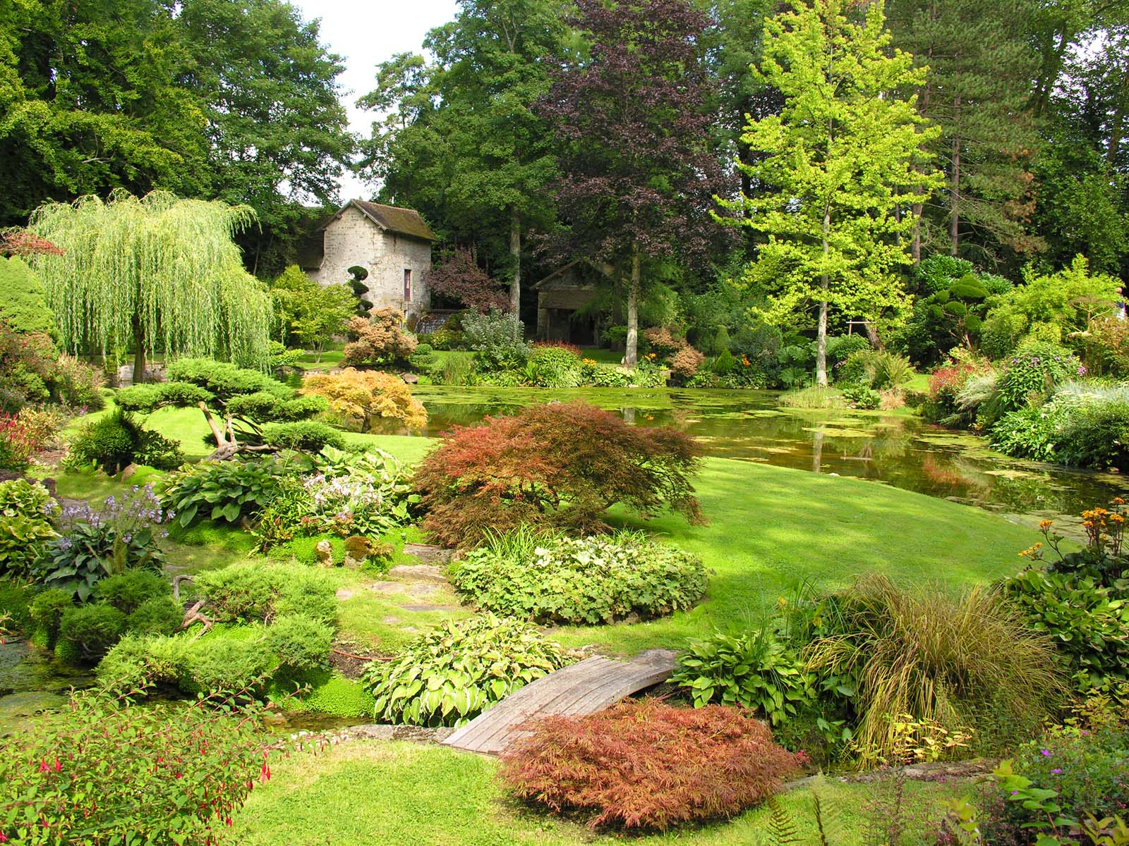 Comment Aménager Son Jardin ? | Decorial tout Comment Realiser Un Jardin