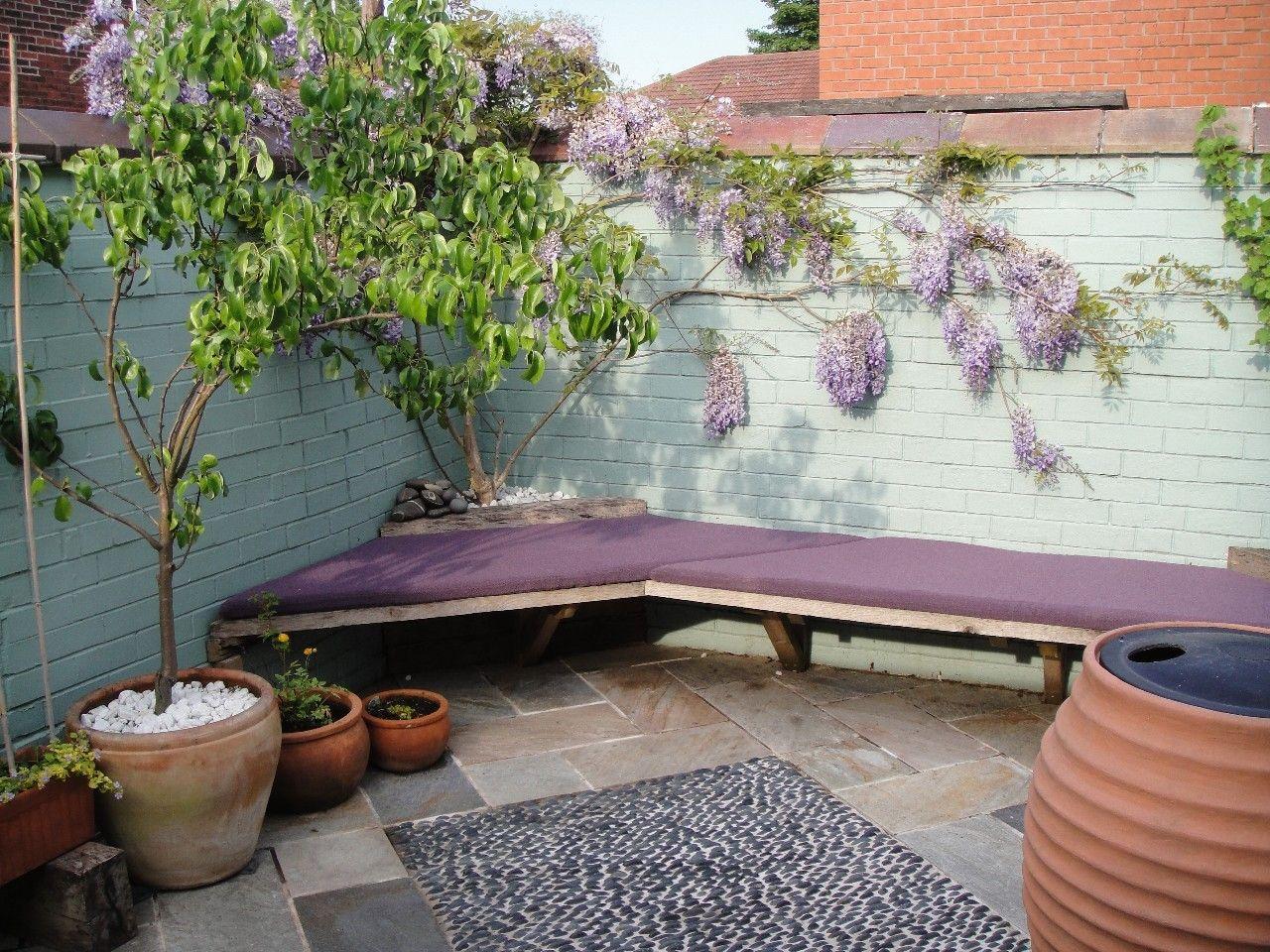 Comment Aménager Son Petit Jardin   Petits Jardins, Jardins intérieur Comment Aménager Un Petit Jardin