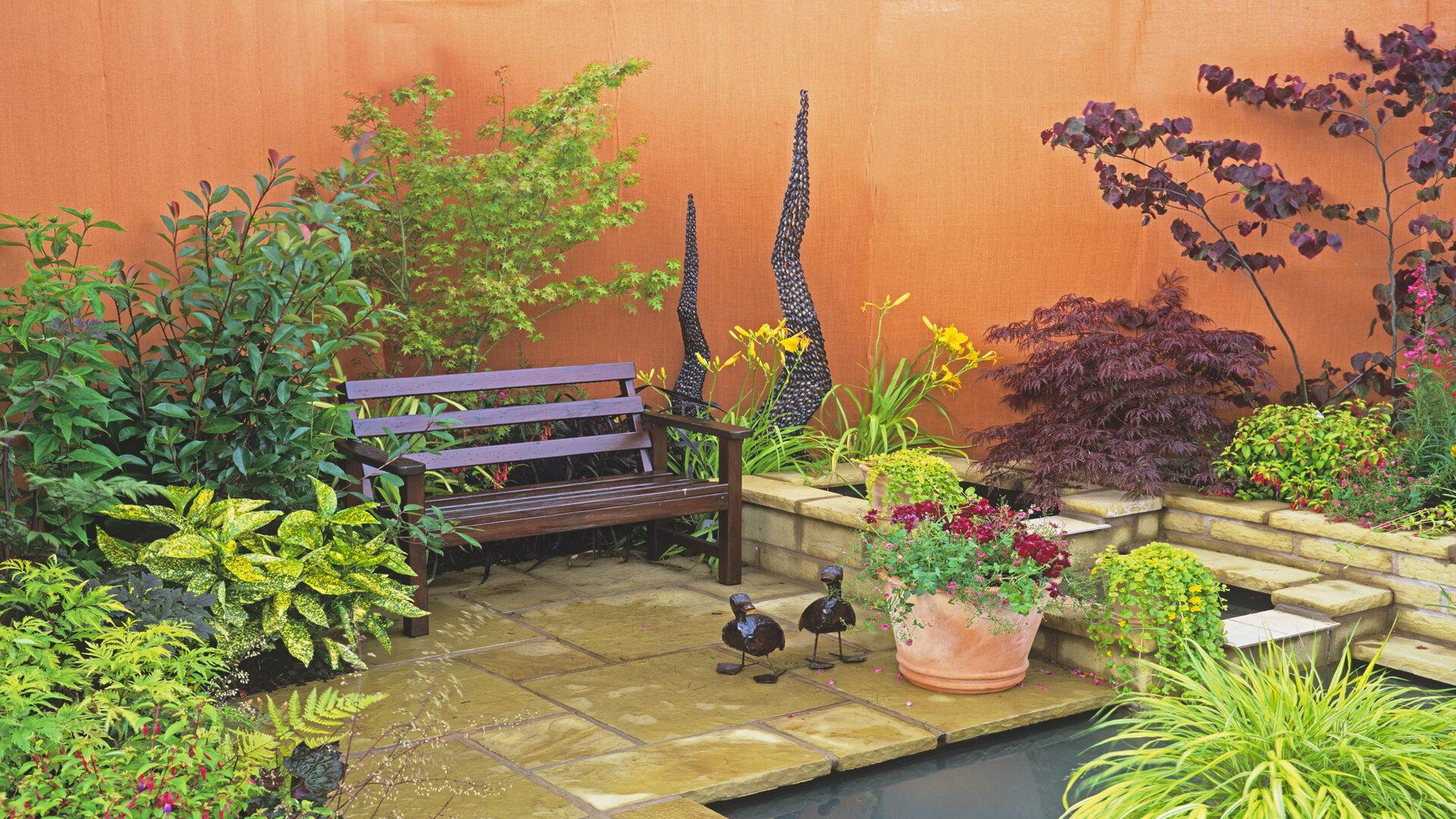 Comment Aménager Un Petit Jardin D'extérieur - Décoration Maison intérieur Comment Aménager Un Petit Jardin