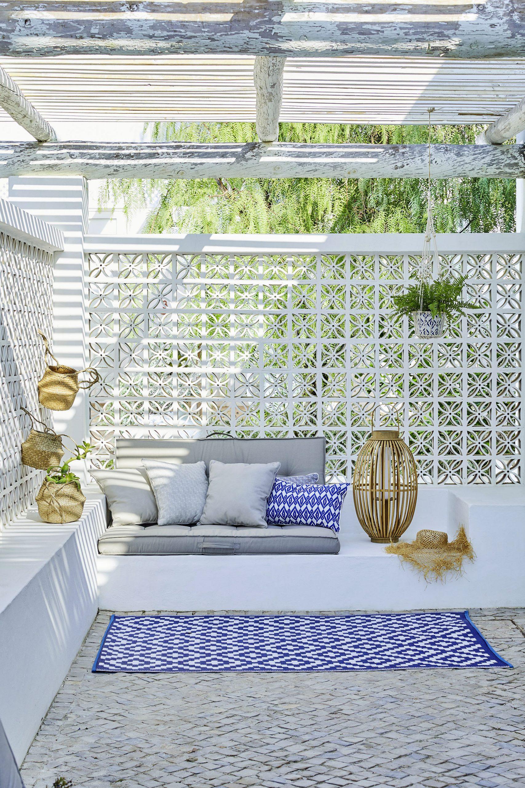 Comment Aménager Une Terrasse ? tout Salon De Jardin Resine Carrefour