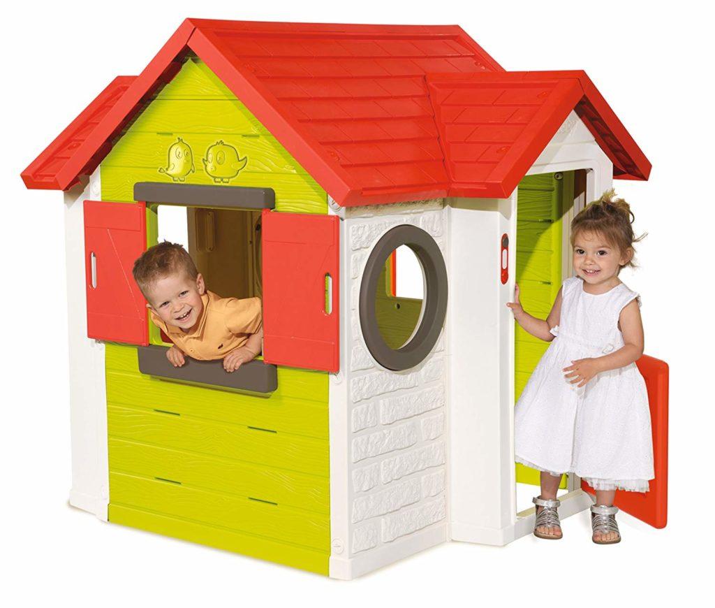 Comment Bien Choisir Sa Maison De Jardin Pour Enfant ... pour Maison Jardin Smoby