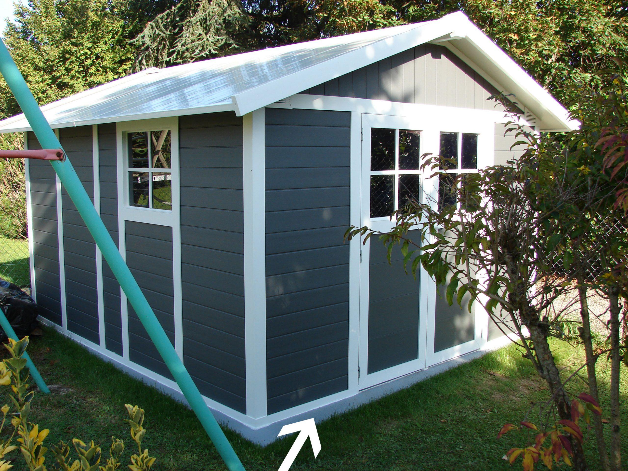 Comment Construire Un Abri De Jardin ? dedans Construire Une Cabane De Jardin