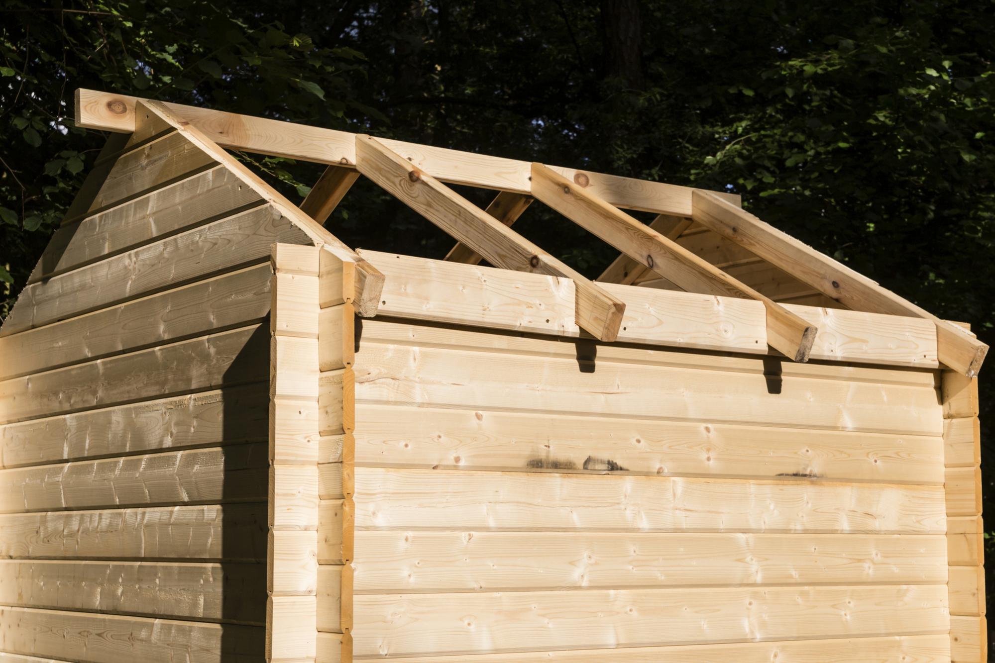 Comment Construire Un Abri De Jardin ? encequiconcerne Comment Construire Son Abri De Jardin