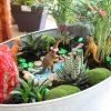 """Comment Créer Un Jardin Miniature """"fairy Garden"""" Avec Les Kids à Decoration De Jardin A Faire Soi Meme"""