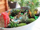 """Comment Créer Un Jardin Miniature """"fairy Garden"""" Avec Les Kids pour Bonne Terre Pour Jardin"""