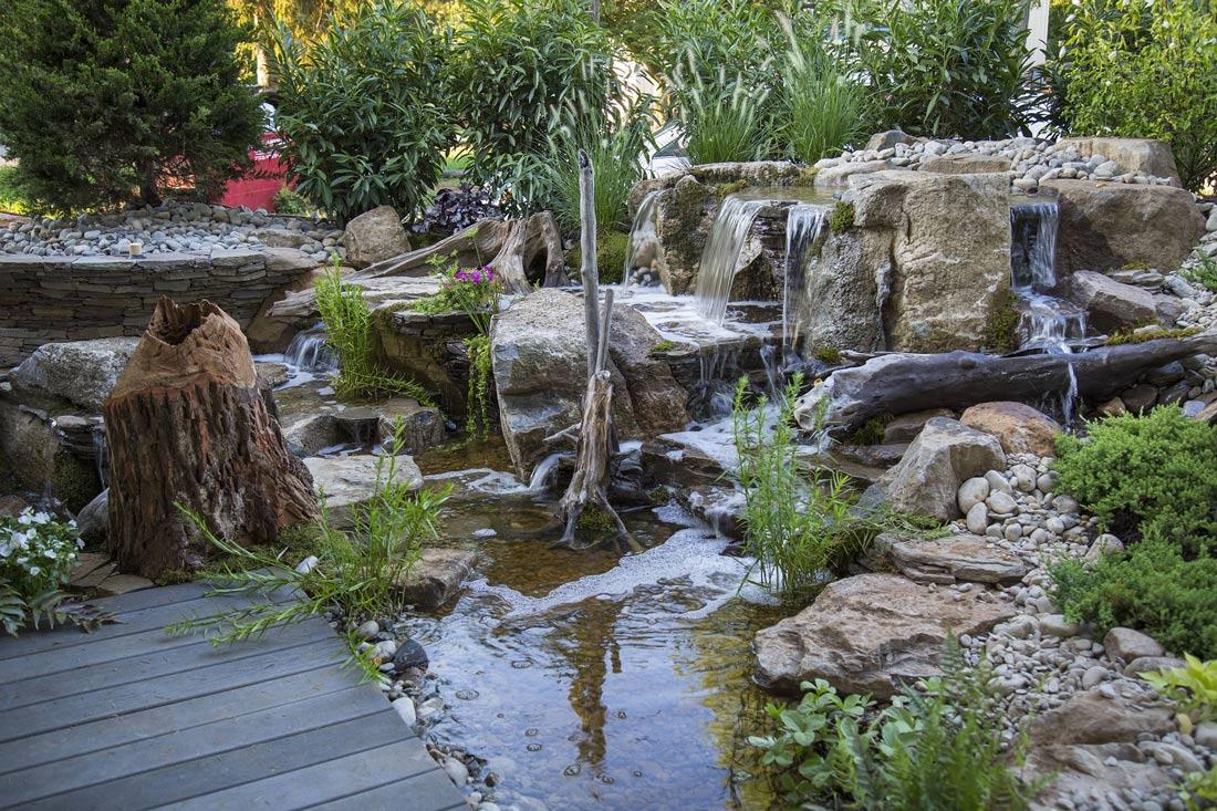 Comment Créer Une Fontaine Dans Son Jardin – Forumbrico serapportantà Fabriquer Une Fontaine De Jardin