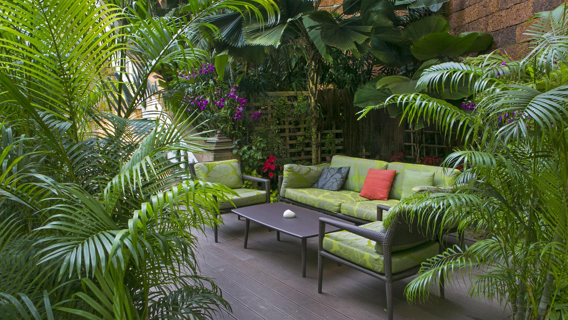 Comment Décorer Et Aménager Sa Terrasse En Ville Pour Pas Cher ? encequiconcerne Aménager Son Jardin Pour Pas Cher