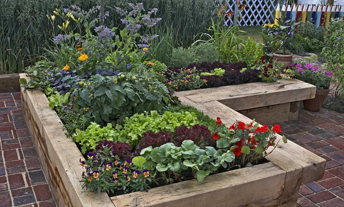 Comment Fabriquer Potager Surélevé intérieur Fabriquer Un Jardin En Hauteur