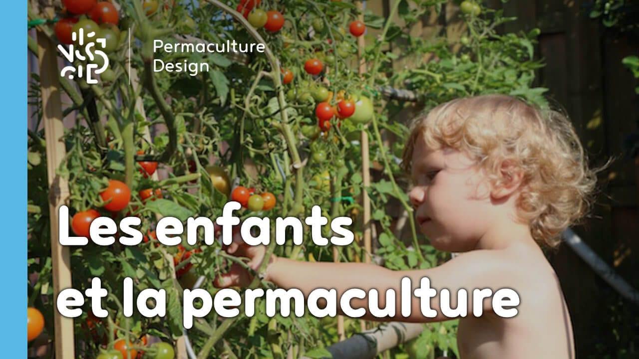 Comment Faire Découvrir La Permaculture Aux Enfants ? à Jardiner Pour Les Nuls