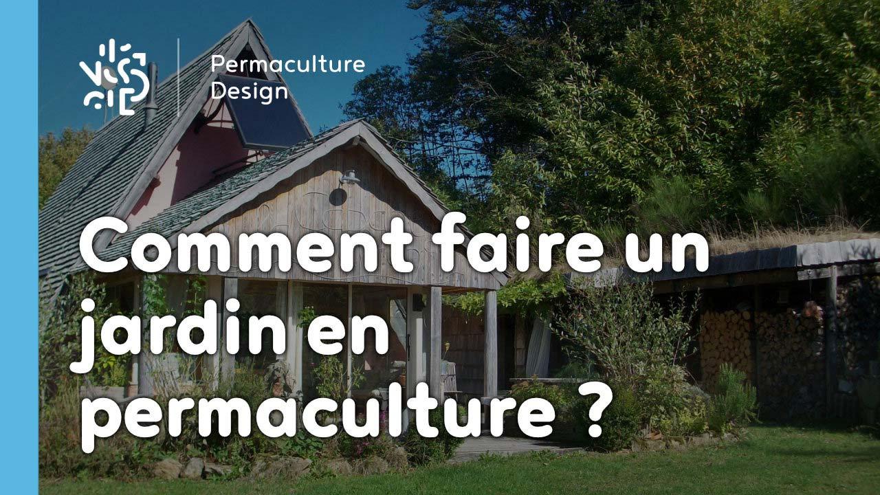 Comment Faire Un Jardin En Permaculture ? pour Exemple D Aménagement De Jardin