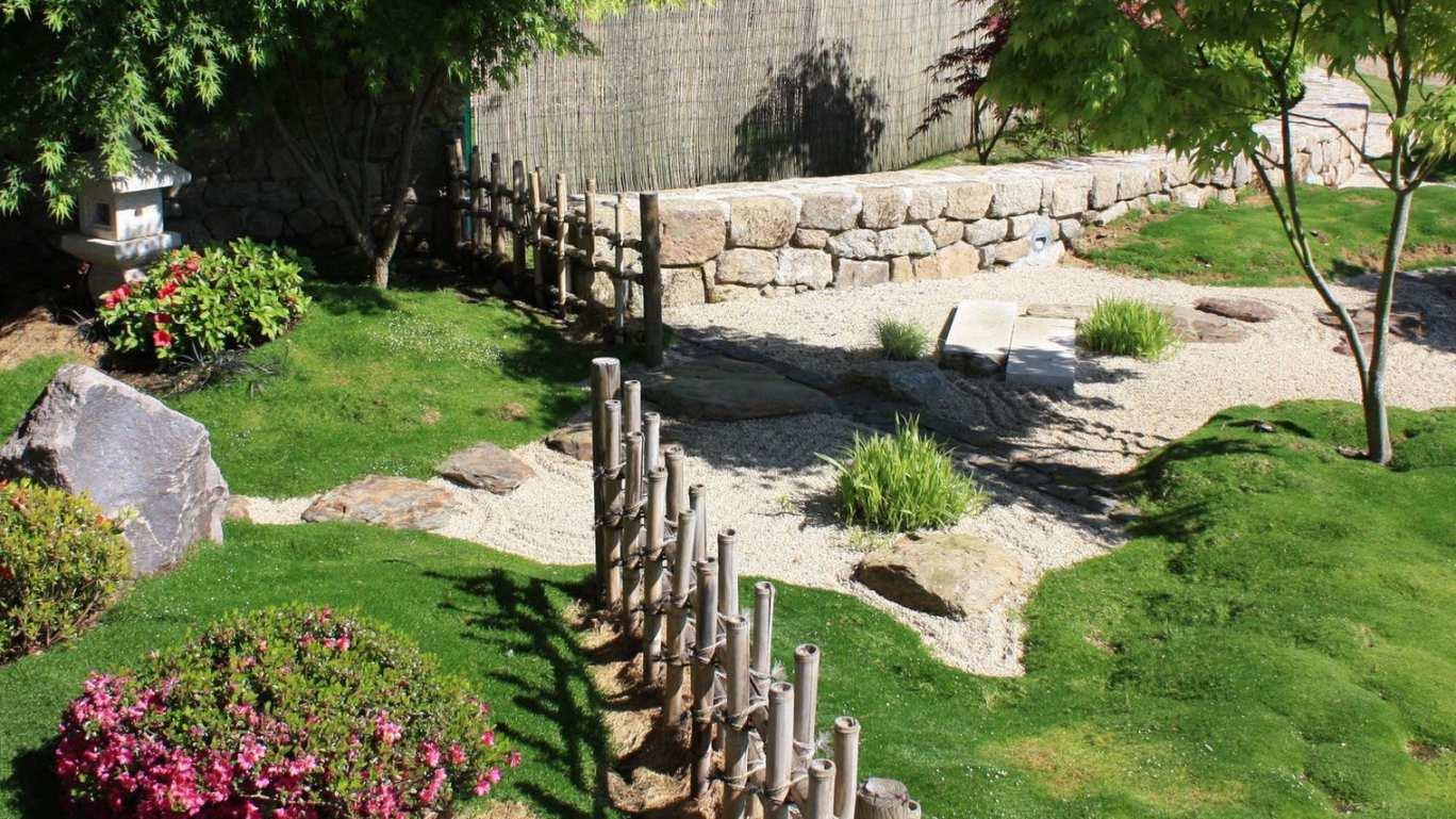 Comment Faire Un Jardin Zen Pas Cher Conception - Idees ... intérieur Faire Un Jardin Zen