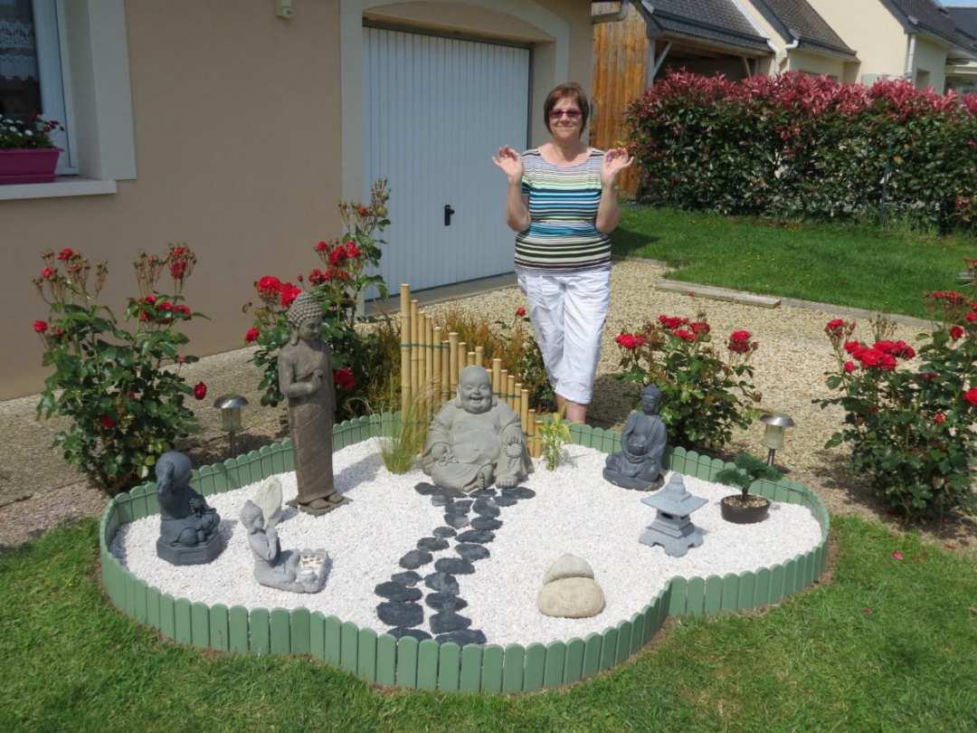 Comment Faire Un Petit Jardin Conception - Idees Conception ... encequiconcerne Creer Un Petit Jardin Zen