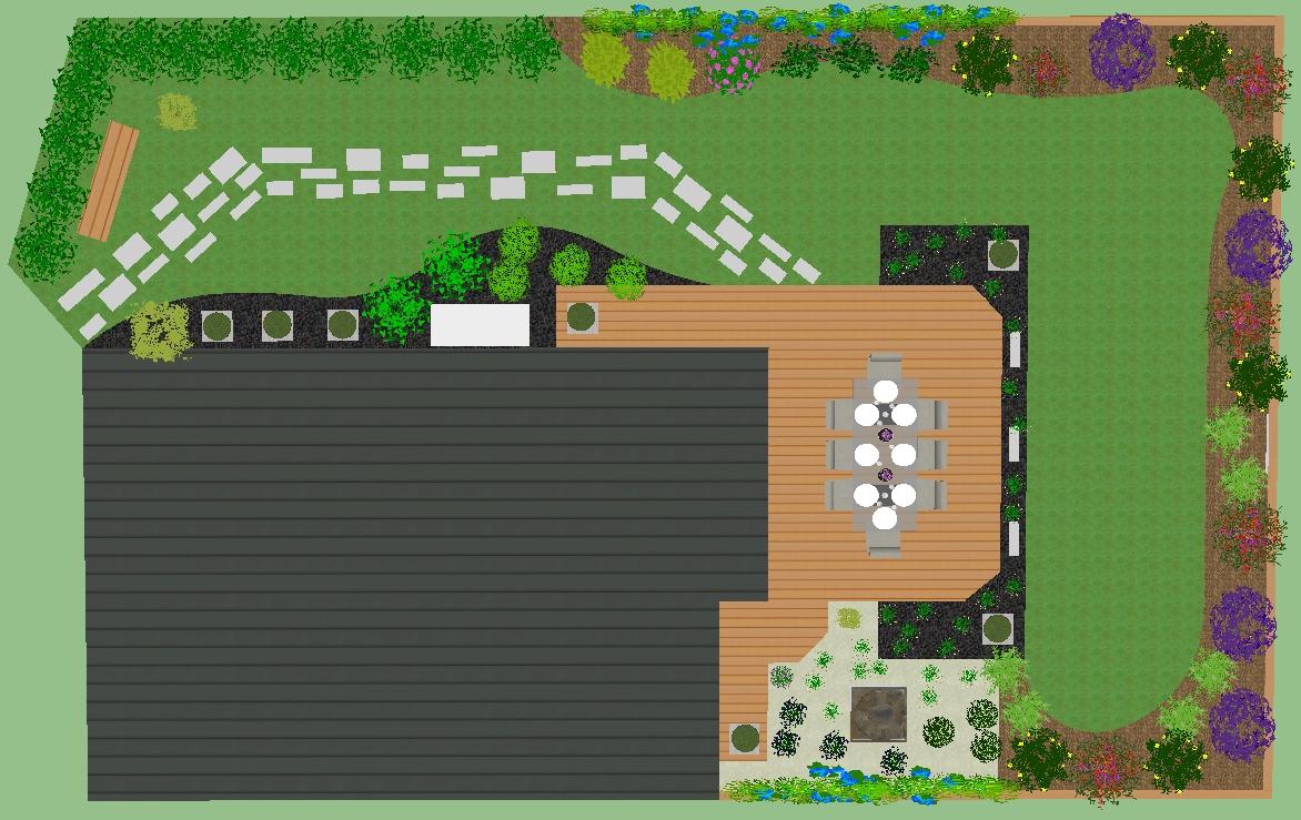 Comment Faire Un Plan De Plantation Comme Un Pro En 5Min ... encequiconcerne Créer Un Plan De Jardin Gratuit