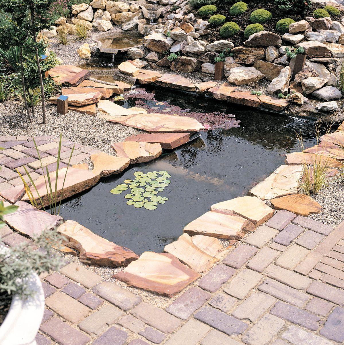 Comment Installer Un Bassin De Jardin Préformé ? concernant Bassin De Jardin Préformé