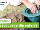 Comment Installer Un Spot De Jardin Enterré? Leroy Merlin intérieur Eclairage De Jardin Leroy Merlin