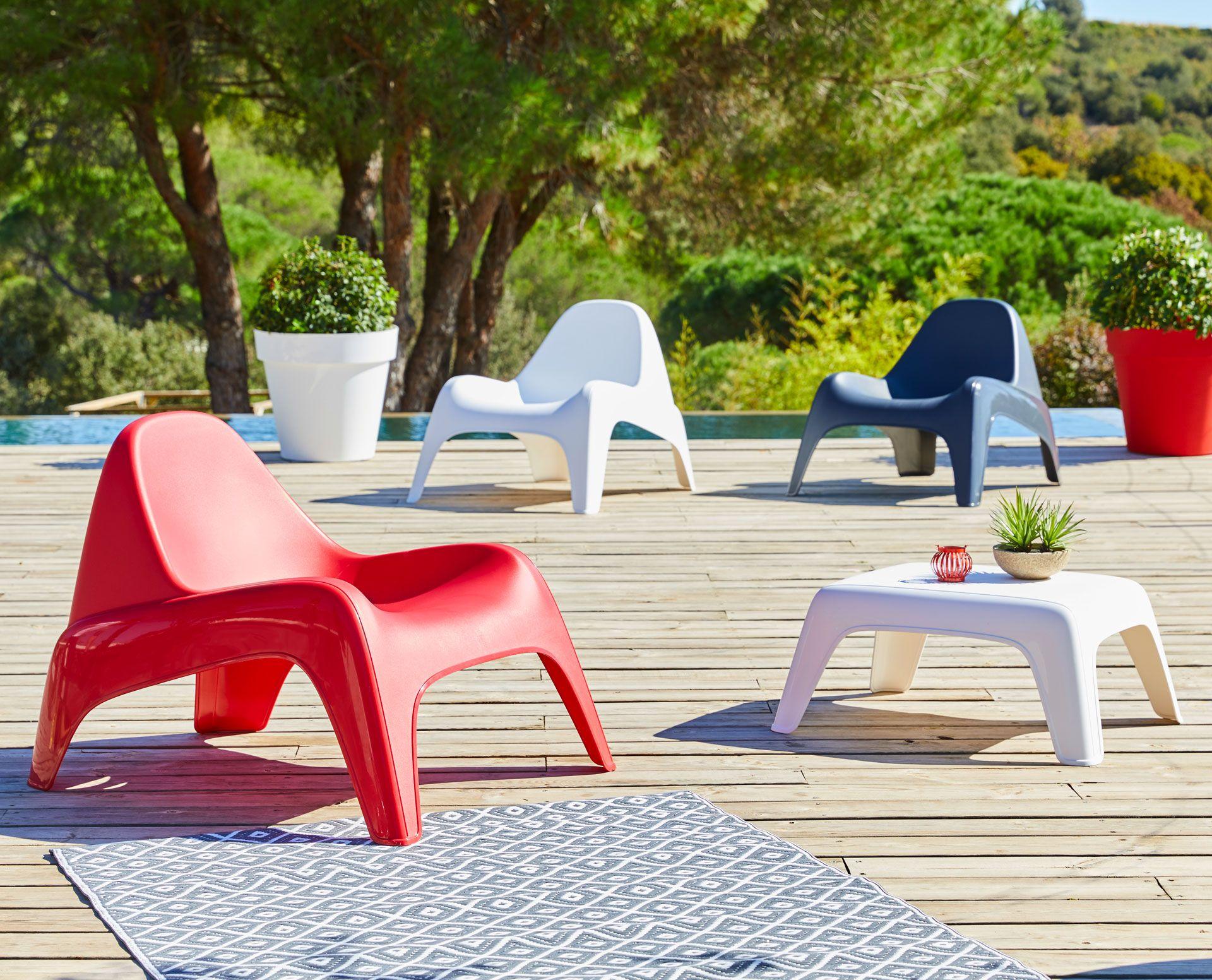 Comment Installer Une Piscine Dans Un Petit Jardin ... destiné Transat Jardin Carrefour