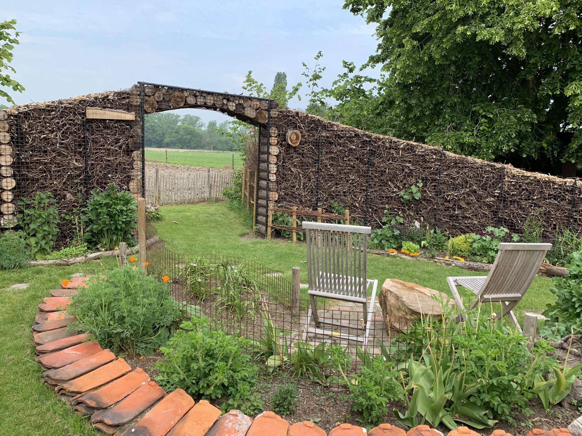 Comment Réaliser Un Aménagement Paysager Pour Votre Jardin pour Comment Creer Un Jardin Paysager