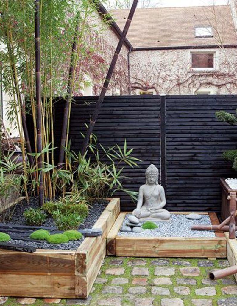 Comment Se Créer Un Jardin Exotique ? - Elle Décoration tout Objets Decoration Jardin Exterieur