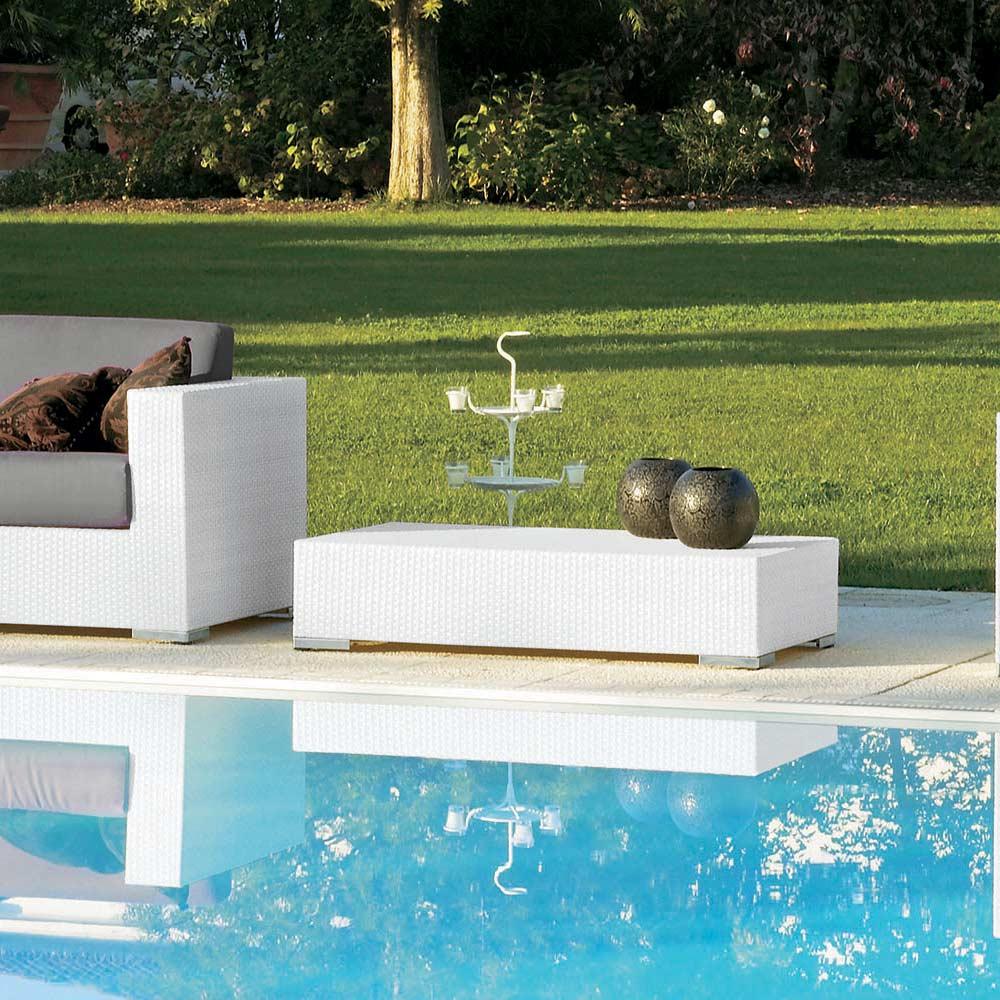 Composition Meubles Salon De Jardin Style Moderne Varaschin Cora intérieur Salon De Jardin Cora