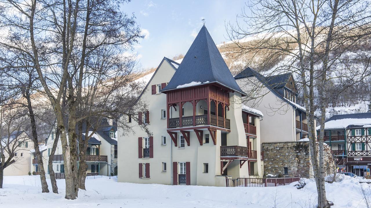 Condo Hotel Vacancéole - Les Jardins De Balnéa, Loudenvielle ... pour Les Jardins De Balnea