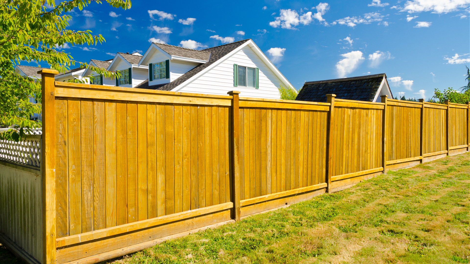 Conseils Et Critères Pour Choisir Une Jolie Clôture De Jardin pour Barriere Pour Cloture Jardin