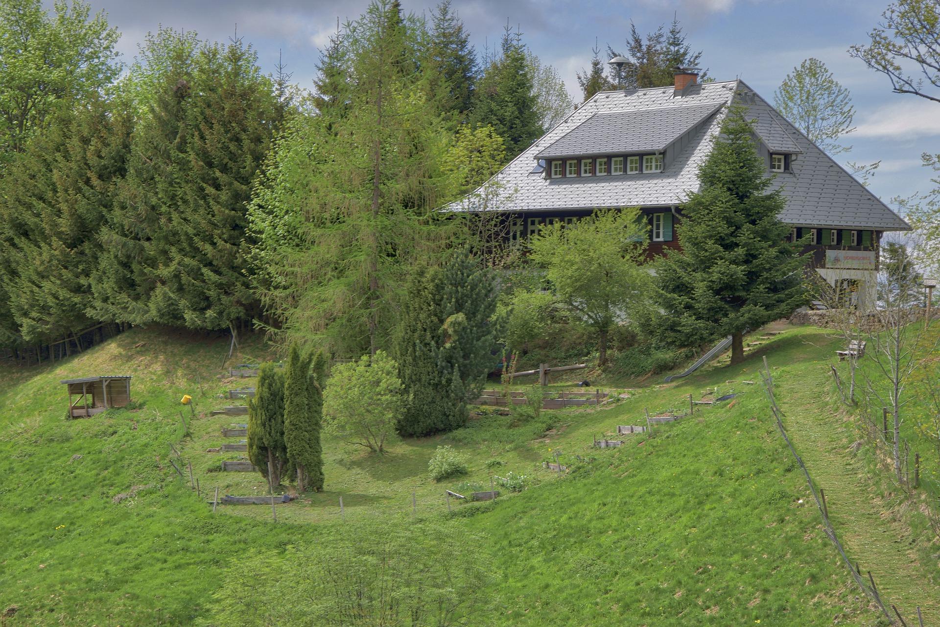Conseils Pour Créer Un Jardin Dans Une Pente - Jardinage Blog concernant Comment Aménager Son Jardin Devant La Maison