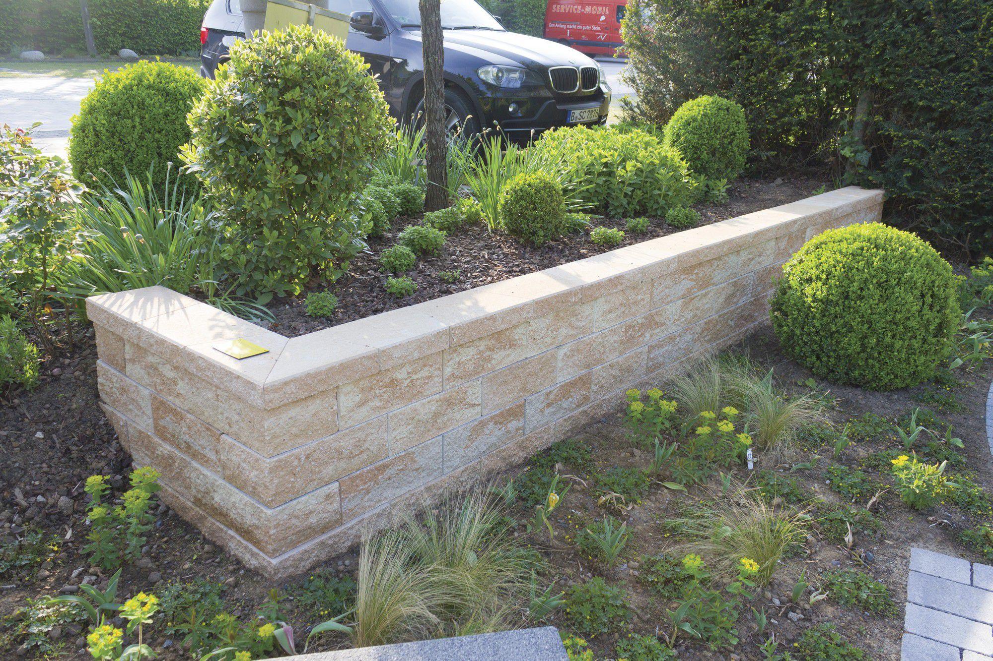 Construction Mur, Muret Jardin – Vla Renovation concernant Petit Muret En Pierre Pour Jardin