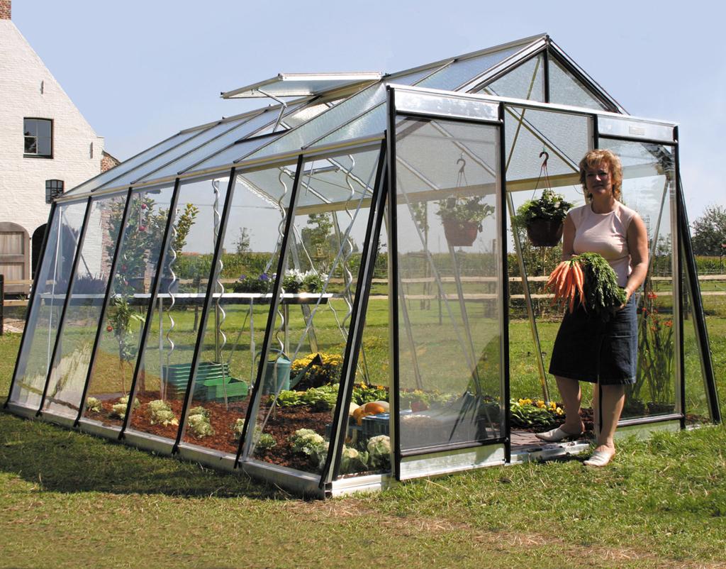 Construire Ou Acheter Sa Serre? - Aquaponie à Fabriquer Serre De Jardin Polycarbonate