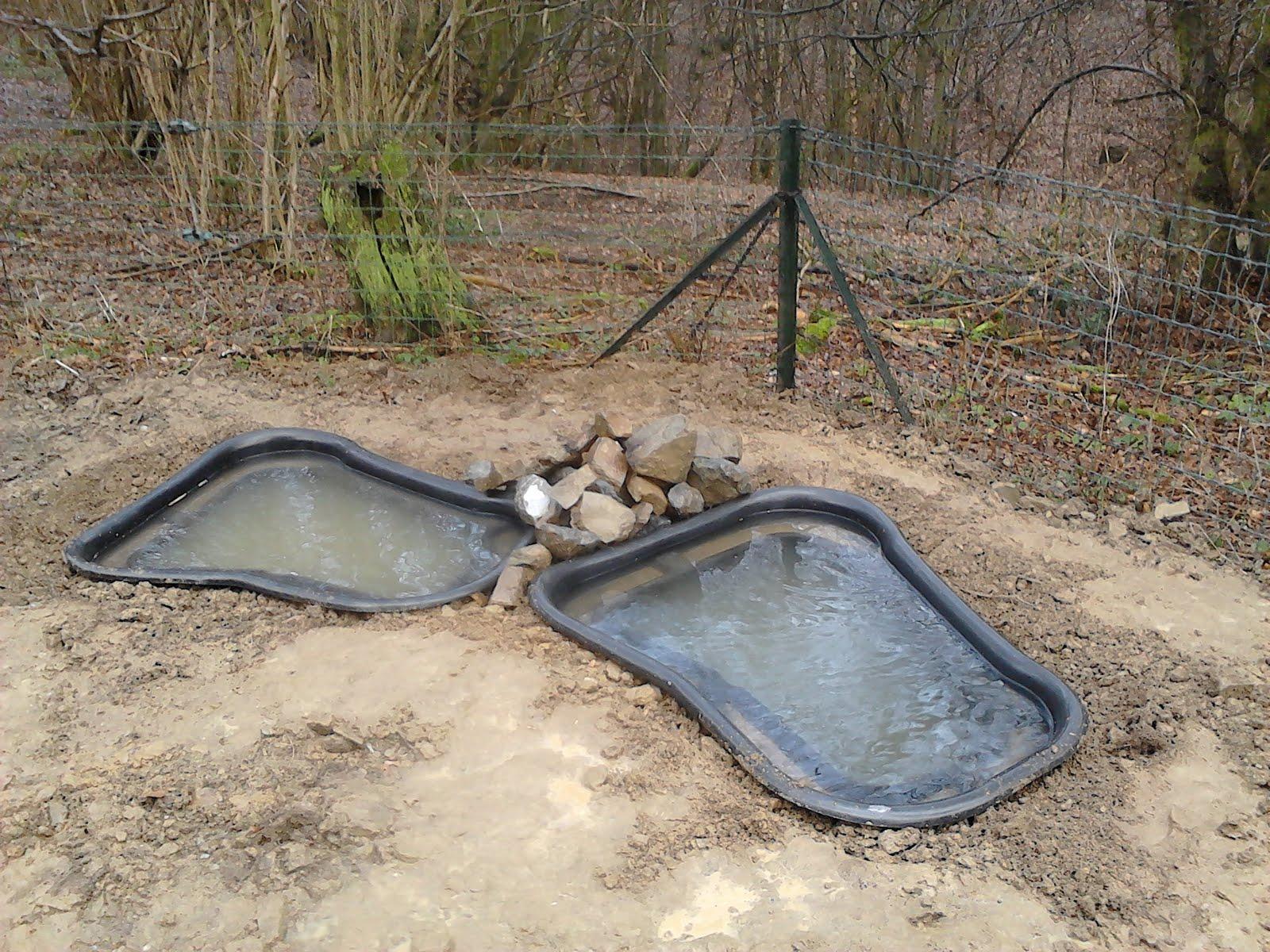 Construire Sa Maison Low-Cost: 2011 encequiconcerne Bassin De Jardin Préformé